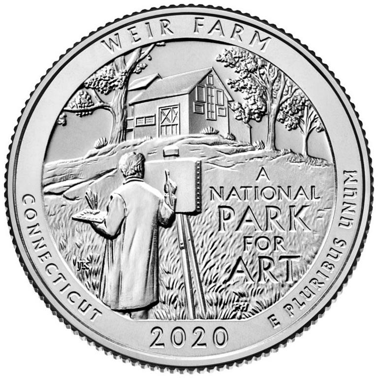 virg marshall coins